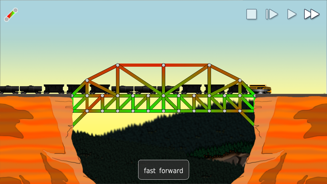 the ramp simulator analysis A simulation analysis of traffic flow elements for  middle lane  with an additional 56 percent occurring in the outside lane or on the ramp and.