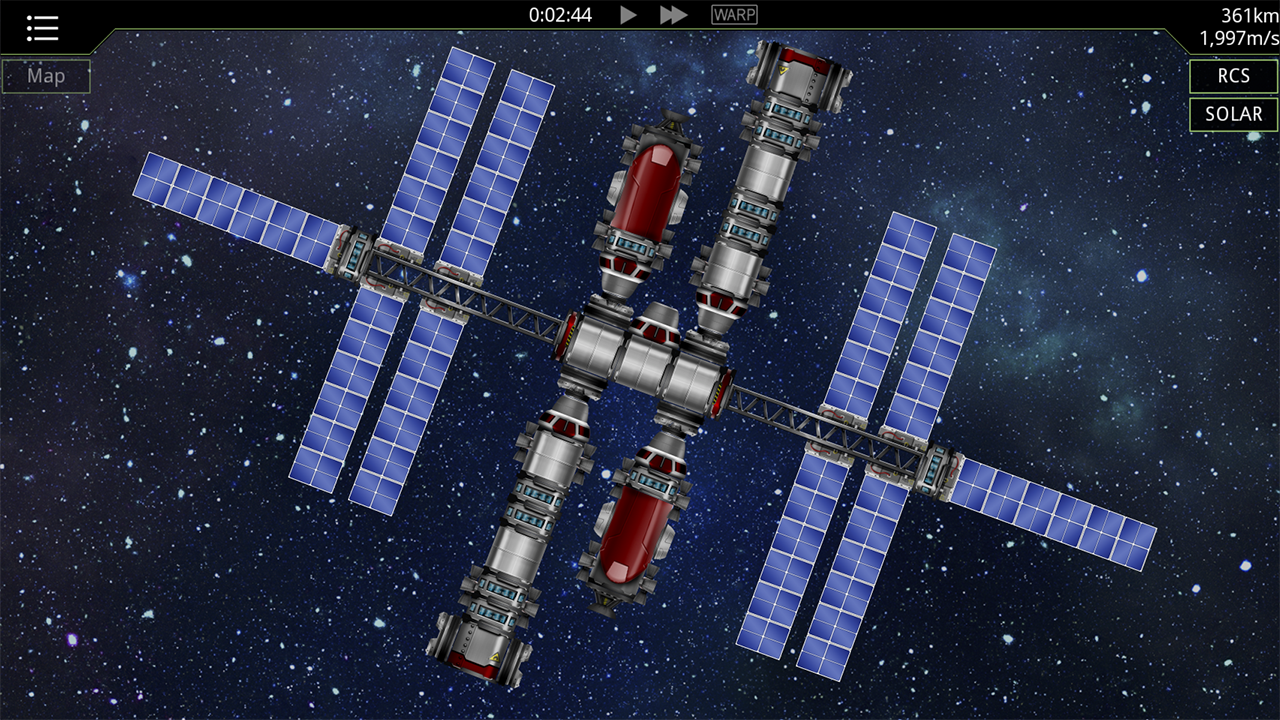 Screen-Satellite